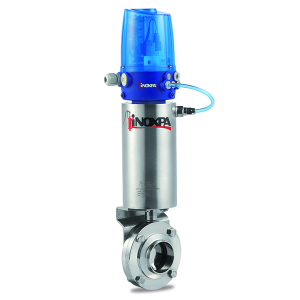Actuated Hygienic Ball Valves