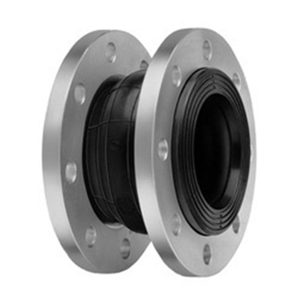 Flanged Expansion Bellows with Stainless Steel Flange and EPDM Bellows