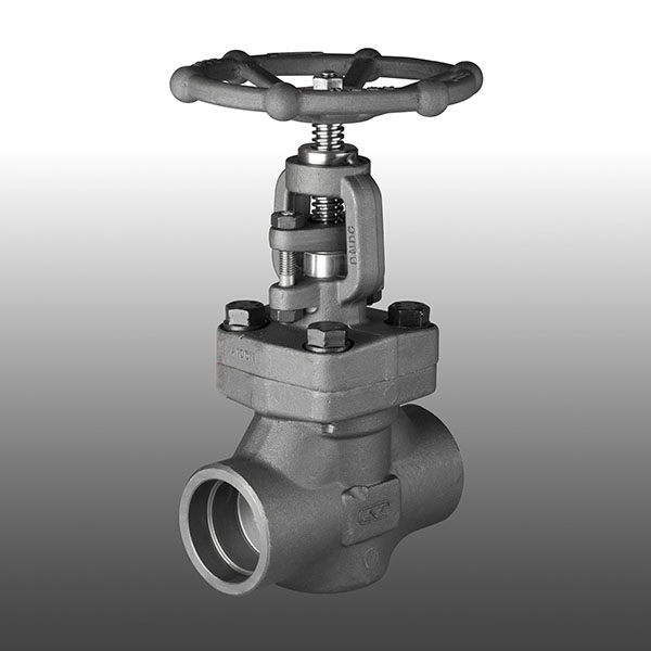Forged Steel Screwed BSP or NPT Globe Valve