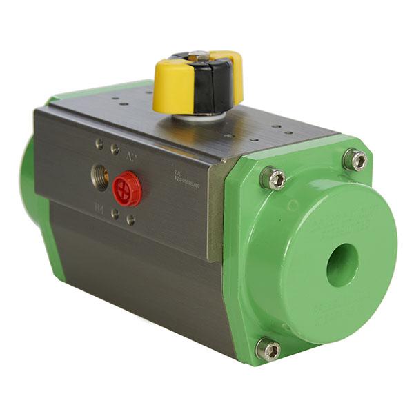 Power-tork Spring Return Pneumatic Rack & Pinion Actuator