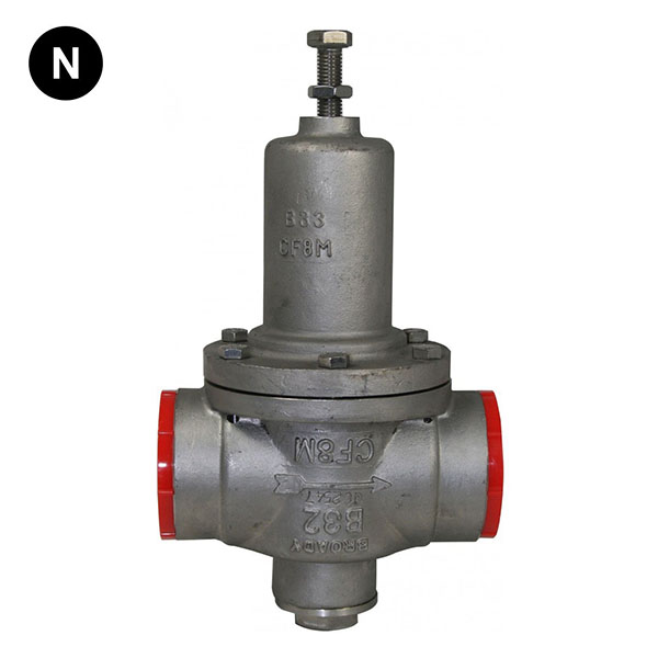 Screwed Pressure Reducing Valves