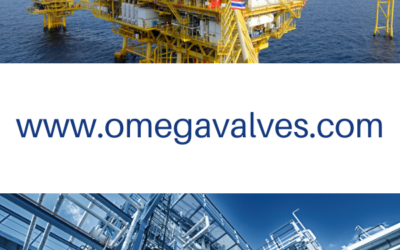 Welcome to our New Website – www.omegavalves.com