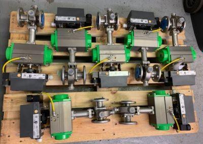 All 7 valves