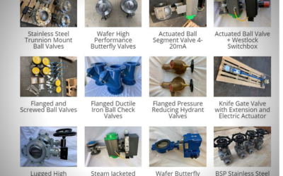 Out of the door: What valves we have been supplying to clients in November