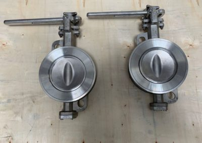 Wafer High Performance Butterfly Valves