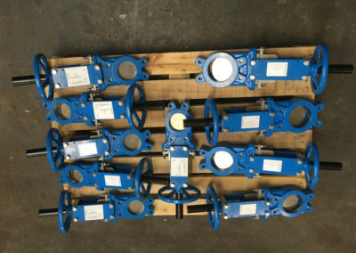 Knife Gate Valves 2